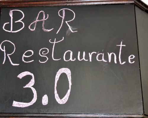 BARA RESTAURANTE 3.0