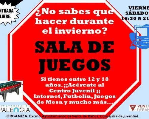 PUNTO DE INFORMACIÓN JUVENIL DE VENTA DE BAÑOS