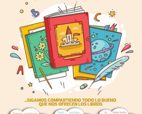Imagen de DÍA DEL LIBRO