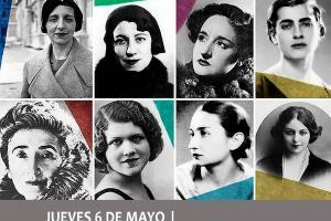 """CONFERENCIA """"LAS SINSOMBRERO"""". Mujeres con Historia, Historia con Mujeres0"""