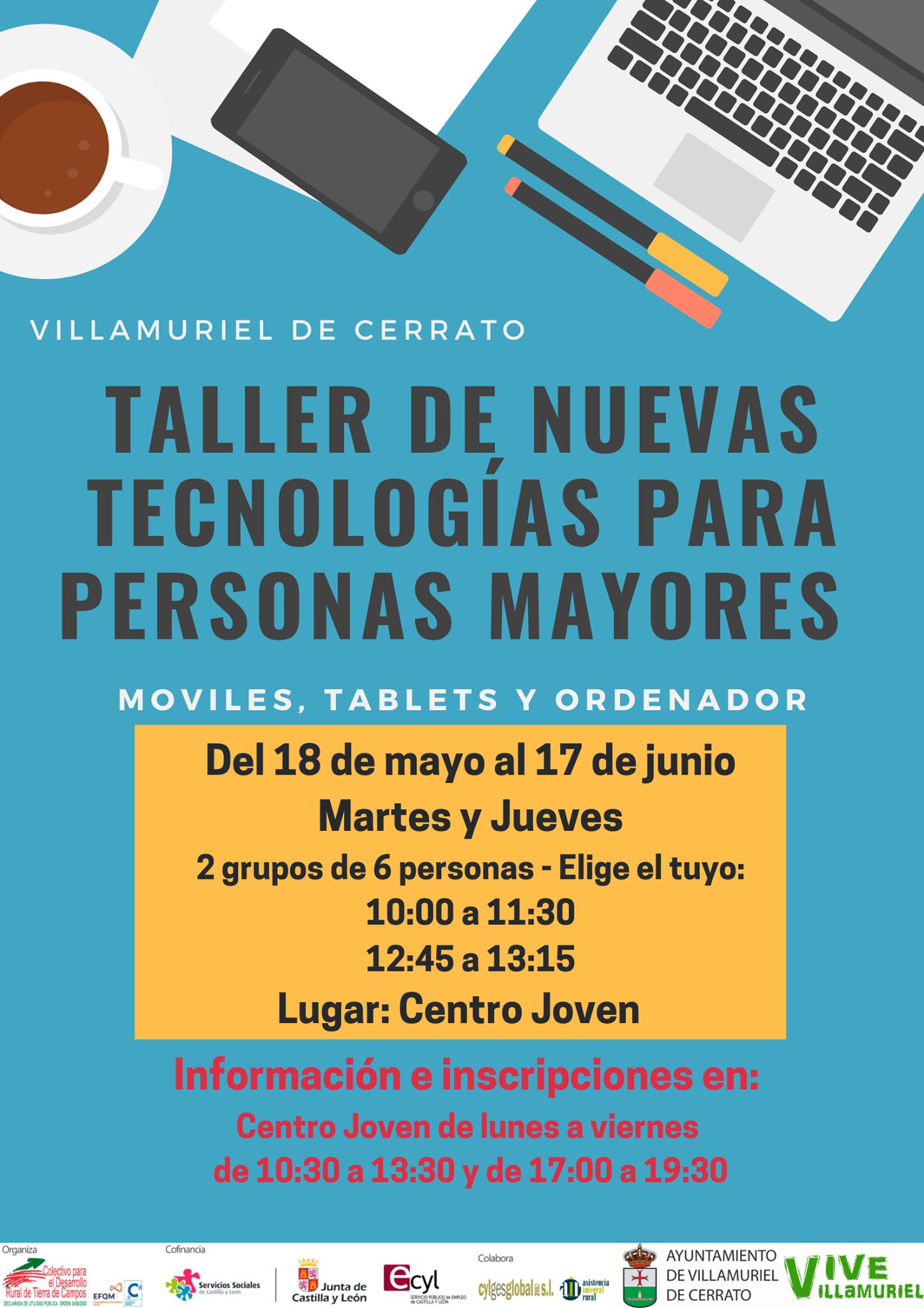 TALLER NUEVAS TECNOLOGÍAS0